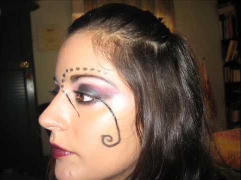 Easy Gothic Makeup Gothic Fairy Makeup-concorso