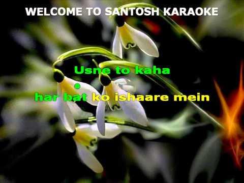 Main Jat Yamala Pagala Deewana Karaoke With Lyrics video