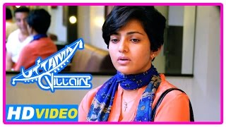 Uttama Villain Movie | Scenes | Kamal Haasan meets Parvathy | Kamal admitted in hospital