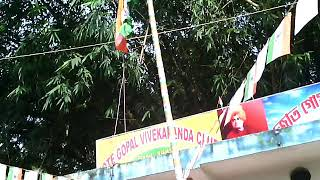 Independenc day celebration71 in our club JVC