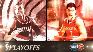 Jeremy Lin ( 21 PTS ) 2014 Playoffs: R1G5 vs. Blazers