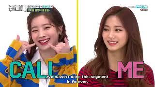 [Eng Sub] Weekly Idol ep 327 (TWICE)