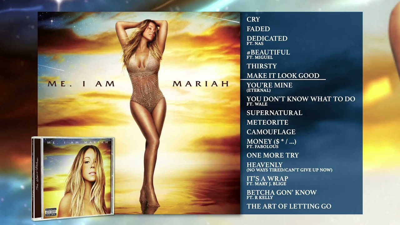 Mariah Carey - Me. I Am Mariah...The Elusive Chanteuse MP3