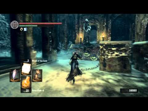 Best way to farm souls in Dark Souls.