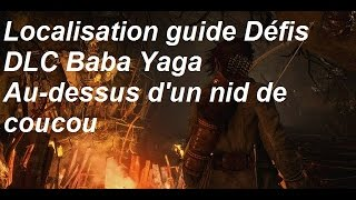 Rise Of The Tomb Raide DLC BABA YAGA Défis Au-Dessus D