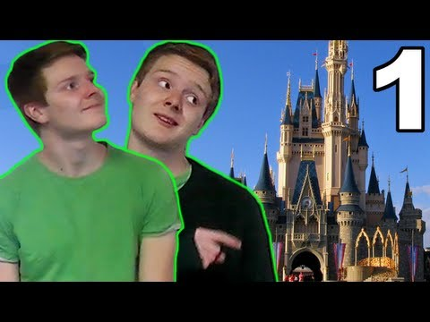 Disney's Magic Kingdom - Tag 1 in Disney World Orlando (Florida) - Mein Auslandsjahr USA #3