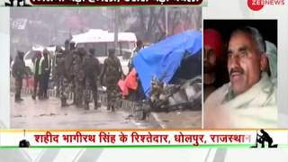 Family members of martyred CRPF jawans on Pulwama terror attack