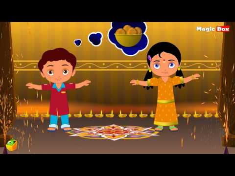 Ugadhi Pachadi - Telugu Nursery Rhymes - Cartoon And Animated Rhymes For Kids video