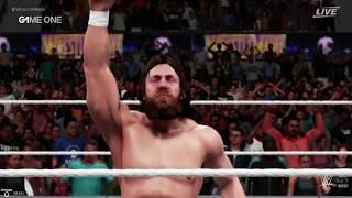 La Quotidienne - Le test de WWE 2K19
