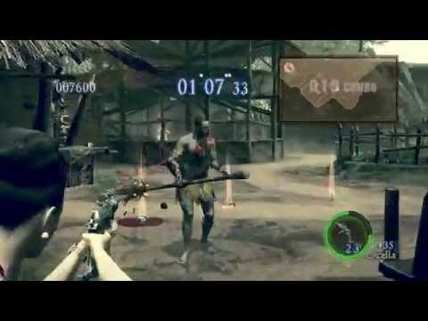 Resident Evil 5 Gold Edition Pc The Mercenaries Reunion-Excella
