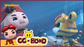 GG Bond - Agent G 《猪猪侠之超星萌宠》EP50