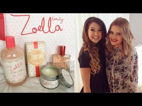 Zoella Beauty Launch & Interview!!   MegsBoutique
