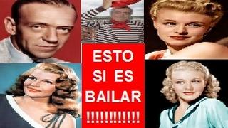 FRED ASTAIRE - G. Rogers, e. Powell, Rita haywort- Esto si es Bailar !!