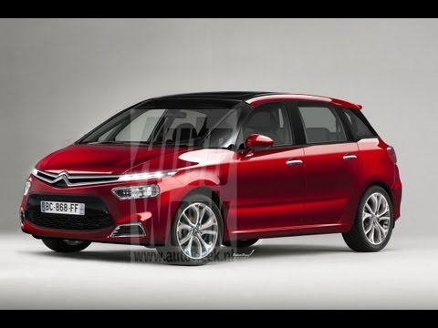 Journaal - Nieuwe Citroën C4 Picasso!