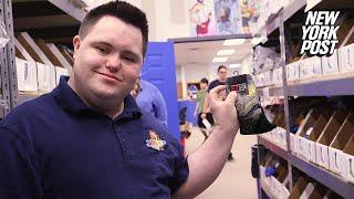 The Million Dollar Sock Company Raising Awareness for Down Syndrome | Extraordinary People | NY Post