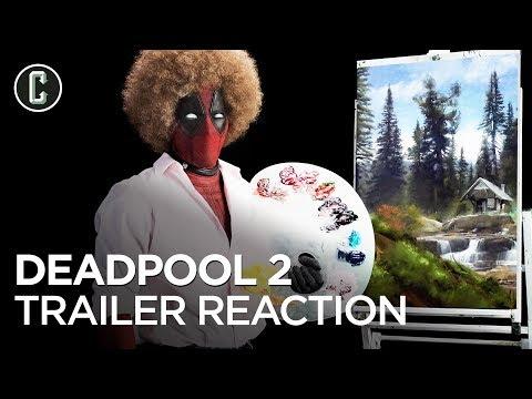 Deadpool 2 Teaser Trailer Reaction & Review