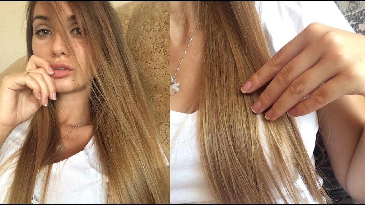Как быстро сделать из брюнетки блондинку