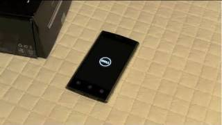 Dell Venue Unboxing - Amoled , Android 2.2