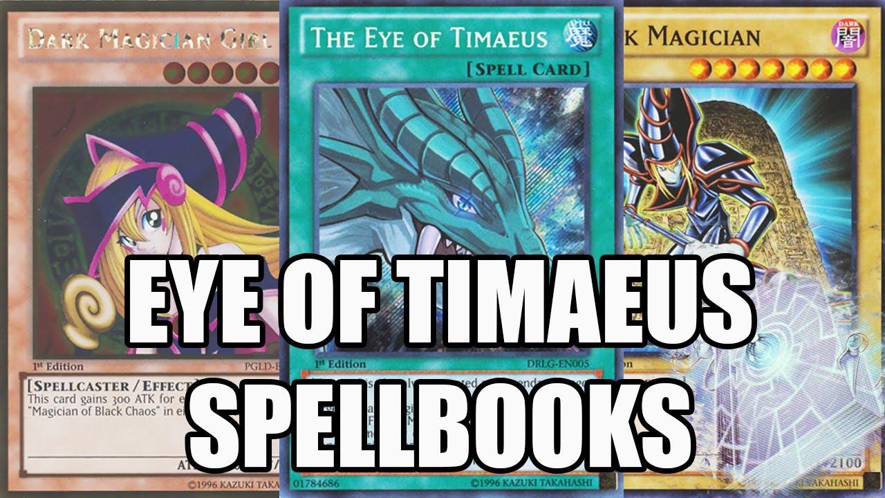 Eye Of Timaeus Spellbo...