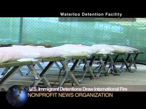 U.S. Immigrant Detentions Draw International Criticism
