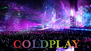 Coldplay live in Zurich 2016 - A Sky Full of Stars