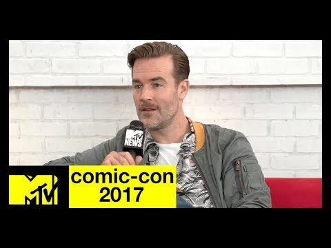 download lagu James Van Der Beek On Playing Diplo  Comic-con gratis