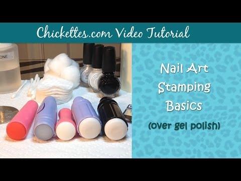 Nail Art Stamping Basics