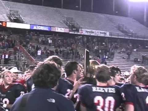 Fort Dale Academy 2010 Football Championship