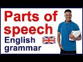 Parts of speech with examples   English grammar
