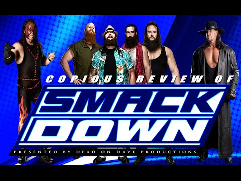 WWE SmackDown 11/12/2015 LIVE REVIEW - Wyatts Challenge Revealed & The Tourney Continues