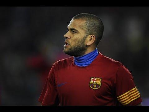 Daniel Alves - 2010/2011