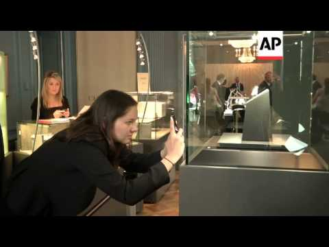 Huge diamond unearthed in Botswana to go up for auction