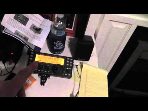 Elecraft KX3 Ham Radio CW DECODE MODE
