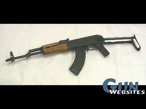 AK47 Underfolder WASR 10/63 UF