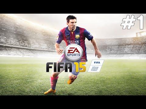 FIFA 15 - Sezon 2 - Hezimet - Bölüm 1