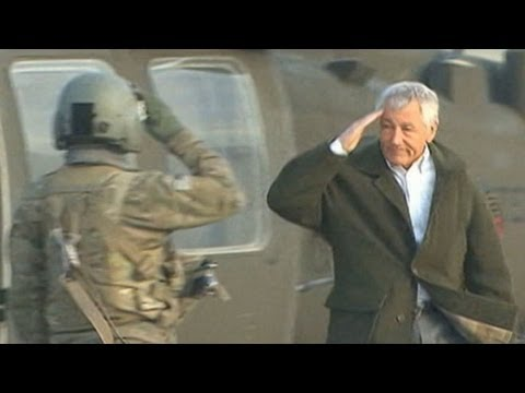 Chuck Hagel Visits Afghanistan, Violent Attacks Follow