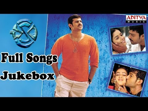 Chakram Telugu Movie Full Songs || Jukebox || Prabhas,asin video