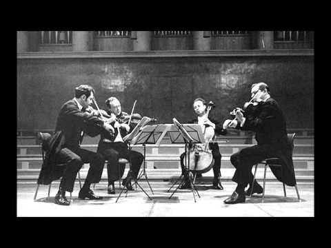 Tchaikovsky - String quartet n°3 - Borodin I 1950s
