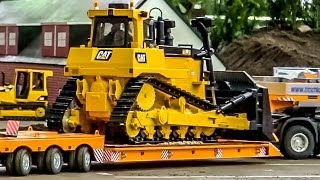 RC Dozer compilation! Must see, if you like amazing RC machines!