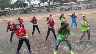 Dont You Need Somebody by RedOne - Zumba Fitness Choreo