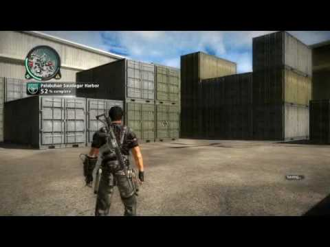 Just Cause 2 Rape Scene video