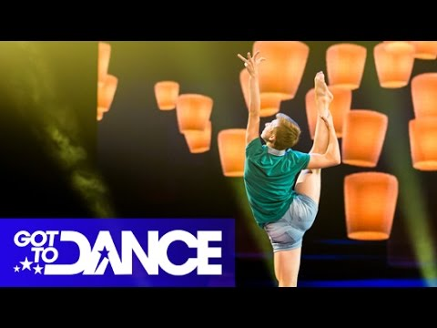 Kaine | Kimberly's Live Show | Got To Dance 2014