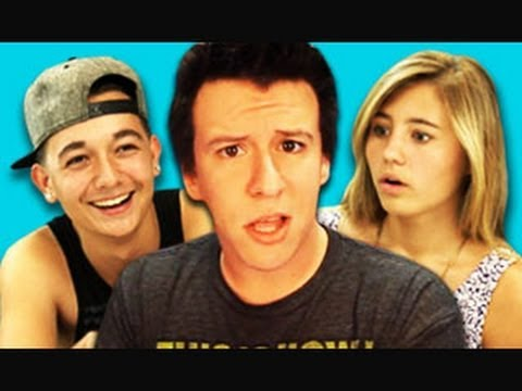 Teens React to Philip DeFranco
