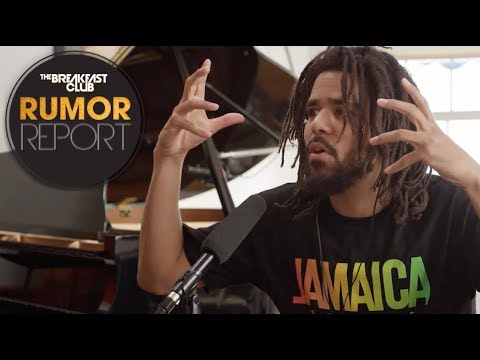 "J. Cole on Kanye West: ""It's Not Free Thinking, It's Enslaved Thinking"""