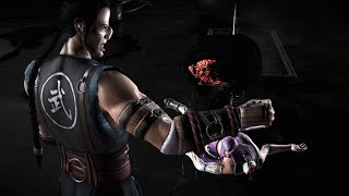 Mortal Kombat X - All Characters Performed (Face Feast) Fatality
