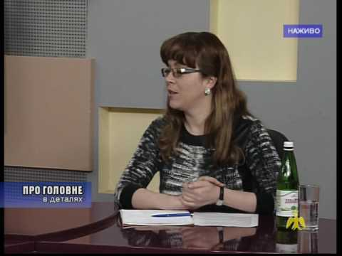 "Михайло Королик в програмі ""Про головне в деталях"" на ОТБ ""Галичина"""