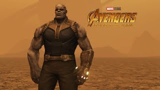 Download and Install Thanos Mod Infinity War & GOTG For all Gta 5 Versions