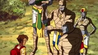 Mummies Alive!: Ra, Ra, Ra, Ra   Season 1   Episode 1   (Full episode)