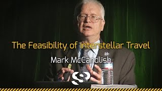 Mark McCandlish at the  Secret Space Program Conference, 2014 San Mateo