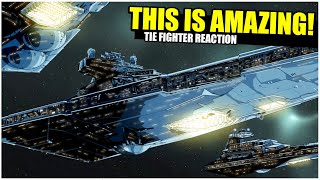 You need to see this INSANE Star Wars animation! (...BEFORE playing Squadrons!)